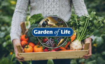 Extra 5% Off Kids Orders at Garden of Life