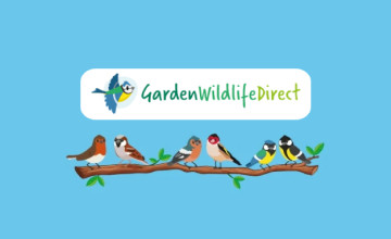 15% Off Next Order with Newsletter Subscription at Garden Wildlife Direct