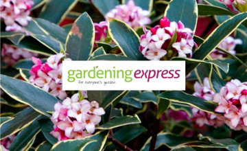 Free £10 Voucher with Orders Over £65 at Gardening Express