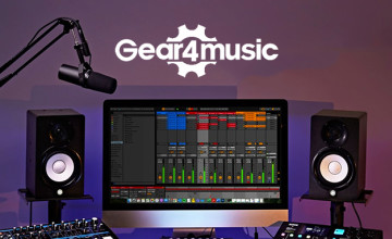 Save Now with the Clearance Sale at Gear4music