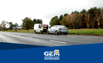 Free £25 Voucher with Orders Over £100 at GEM Motoring Assist