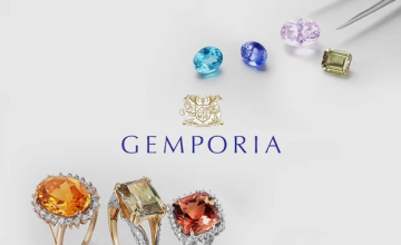 Save 10% on Your First Shop at Gemporia