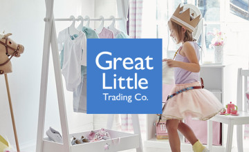 20% Off Orders Over £60 at Great Little Trading Company