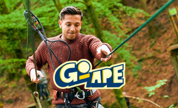10% Off Entry Tickets at Go Ape!
