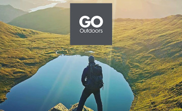 Up to 50% Off Orders in the Sale at Go Outdoors