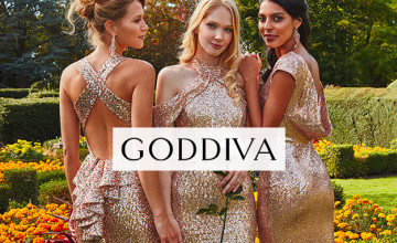 20% Off first Orders with Newsletter Sign-Ups   Goddiva Voucher Offer