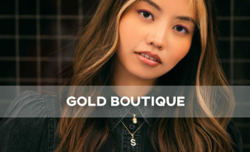 8% Off Orders | Gold Boutique Discount Code