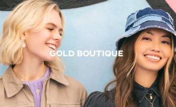 8% Off Orders   Gold Boutique Discount Code