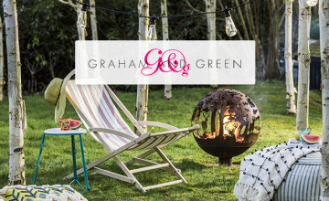 Take £10 Off Your First Order Over £100 at Graham and Green