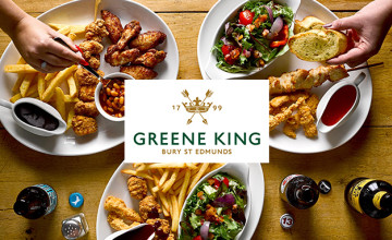 Up to 15% Off Longer Stays with our Green King Promotion