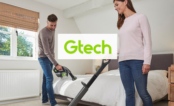 Free £10 Voucher with Orders Over £130 at Gtech