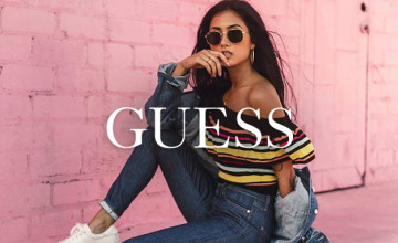 Up to 50% Savings on Sale Items at Guess