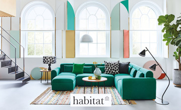£20 Gift Card with Orders Over £150 at Habitat