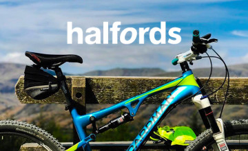 15% Off Selected 4+ Tyres Orders | Halfords Promo Code