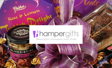 Cheese Hampers from £35 at Hampergifts.co.uk