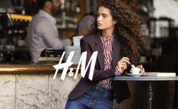 Up to 70% Off Orders in the Last Chance Sale at H&M