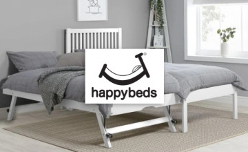 Up to 60% Off Orders in the Clearance at Happy Beds