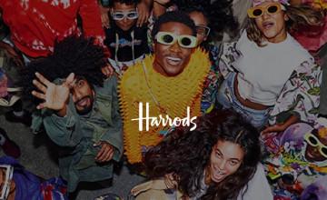 10% Off First Orders with Harrods Rewards | Harrods Discount Code 🙌