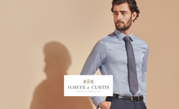 15% Off Orders at Hawes & Curtis