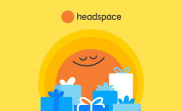 30% Off Annual Gift Membership at Headspace