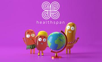 20% Student Discount at Healthspan