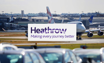 Short Stay Parking from £4.90/hour at Heathrow Airport Parking