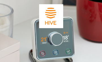 Save up to £120 a Year at Hive Home