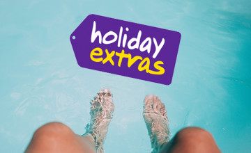 15% Off Airport Parking, Hotel and Lounge Bookings | Holiday Extras Deal