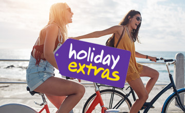 15% Off ✈ Airport Parking | Holiday Extras Deal