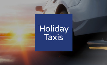 Sign Up to the Newsletter to Receive Offers and Discounts at Holiday Taxis