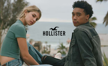 30% Off Selected Styles with this Hollister Promotion 💸