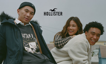 25% Off ✅ Selected Jeans Purchases with this Hollister Deal