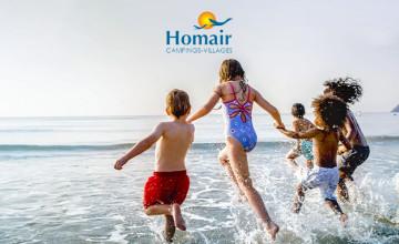 Early Booking -35% de réduction en réservant maintenant sur Homair