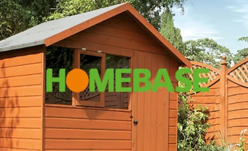 Save 15% on Selected Outdoor Living Orders at Homebase