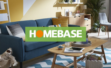 Up to 50% Off Selected Orders at Homebase