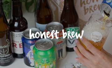 10% Off First Orders with Newsletter Sign-ups at HonestBrew