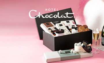 Save 50% on Selected Sale Lines at Hotel Chocolat