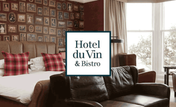 Up to 30% Off 🍂 Bookings | Hotel Du Vin Promo