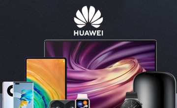 15% Off Top Band Series at Huawei
