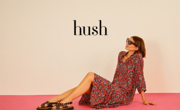 £20 Off with Friend Referrals | Hush Discount Code 🤑