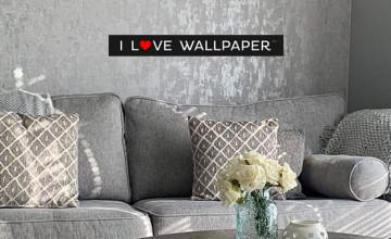 10% Off Orders at I Love Wallpaper