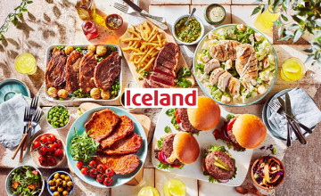 🤑 £5 Off Orders Over £45 | Iceland Discount Code
