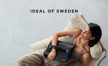 10% Off First Orders with Newsletter Sign Ups at Ideal of Sweden