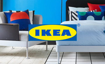 Free Hot Drink and Free Oops-Assurance with Membership Sign-ups at Ikea - Free to Join
