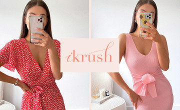15% Off Orders Over £75 at IKRUSH