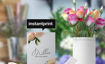 10% Off Stapled Booklet Orders | Instantprint Voucher Code