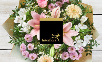 Gain Special Offers with Newsletter Sign-ups at Interflora