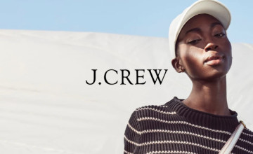£5 Gift Card with Orders Over £100 at J Crew