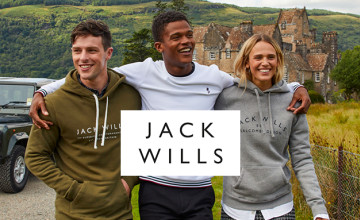 Up to 50% Off Orders in the Summer Sale at Jack Wills