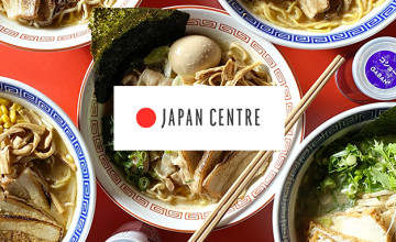 10% Off First Orders at Japan Centre